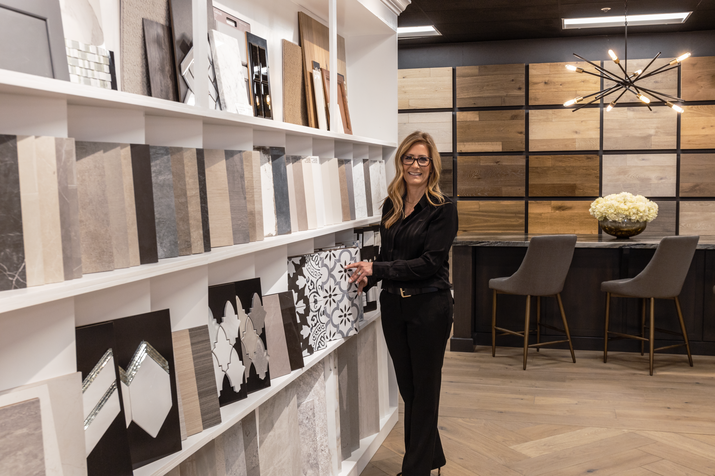 Showroom shopping | Elite Builder Services