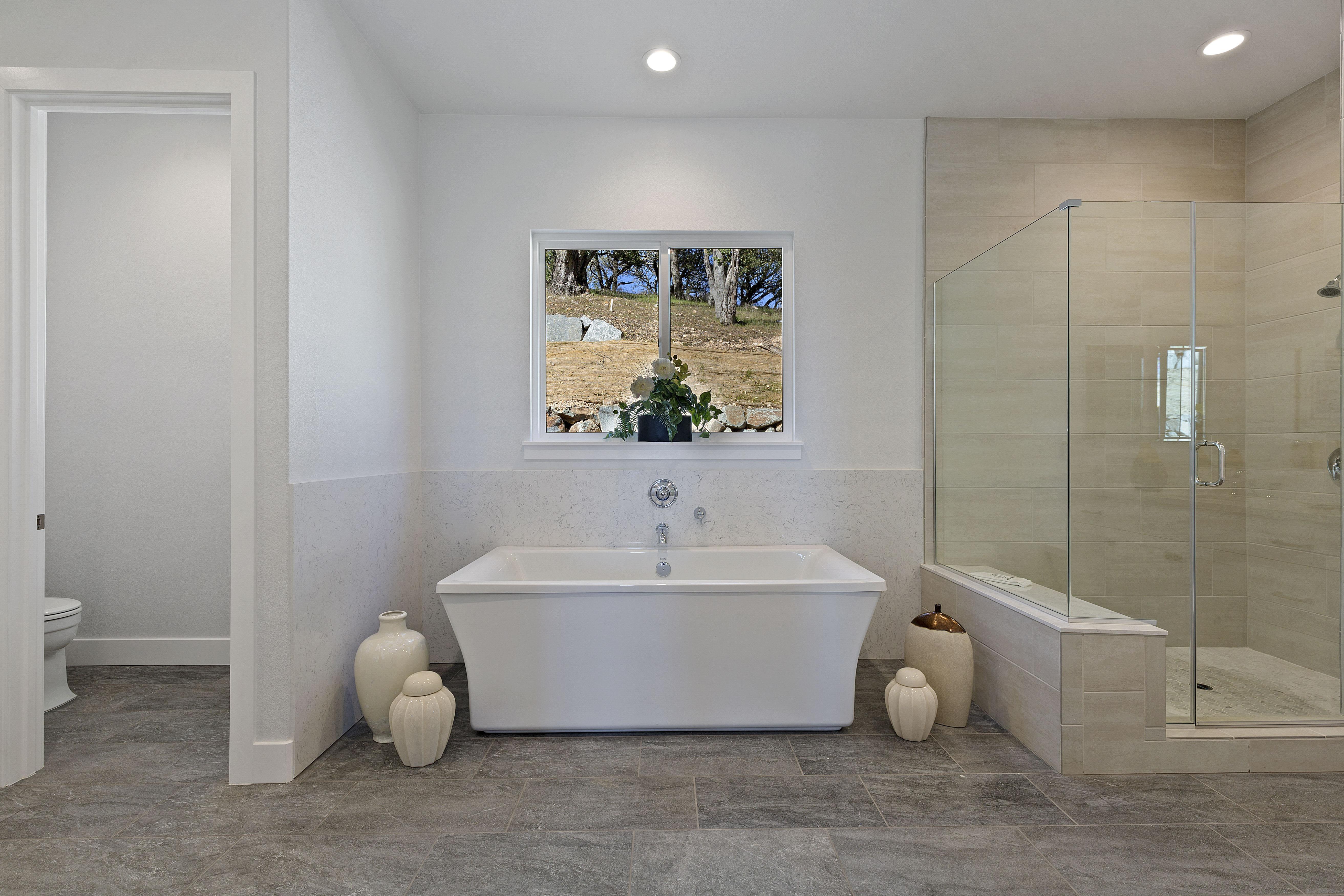 Shower room flooring   Elite Builder Services