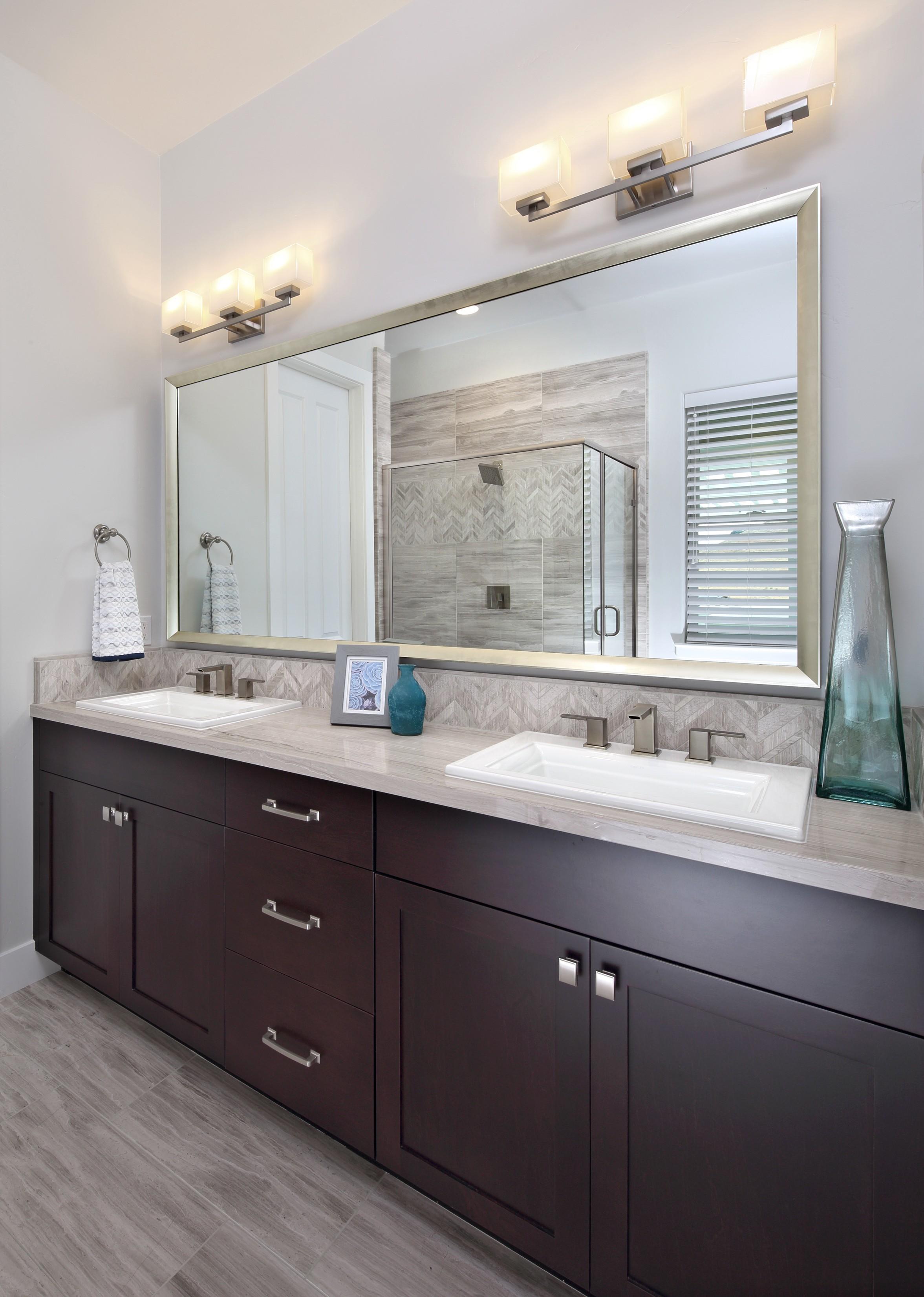 Bathroom vanities   Elite Builder Services