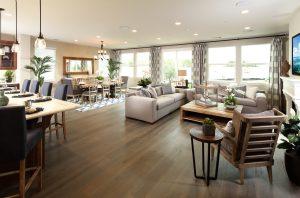 Luxury Vinyl Plank flooring | Elite Builder Services