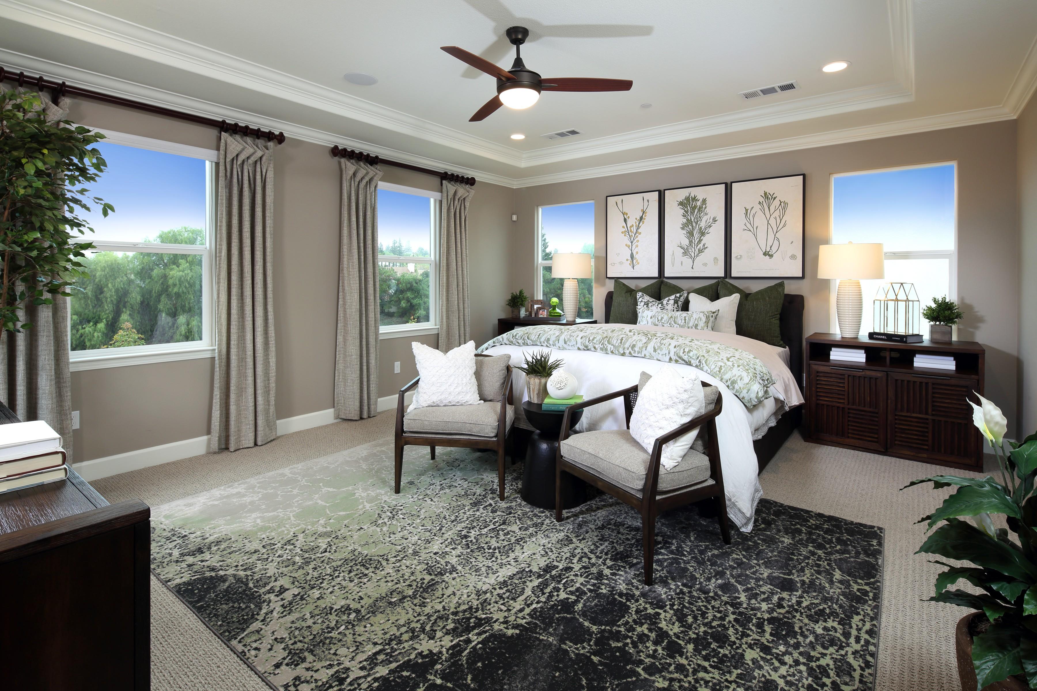 Bedroom interior   Elite Builder Services