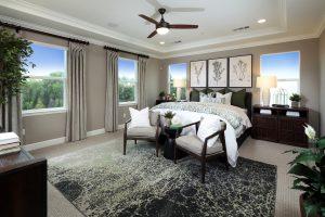 Carpet flooring for bedroom | Elite Builder Services