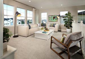 Living room flooring | Elite Builder Services