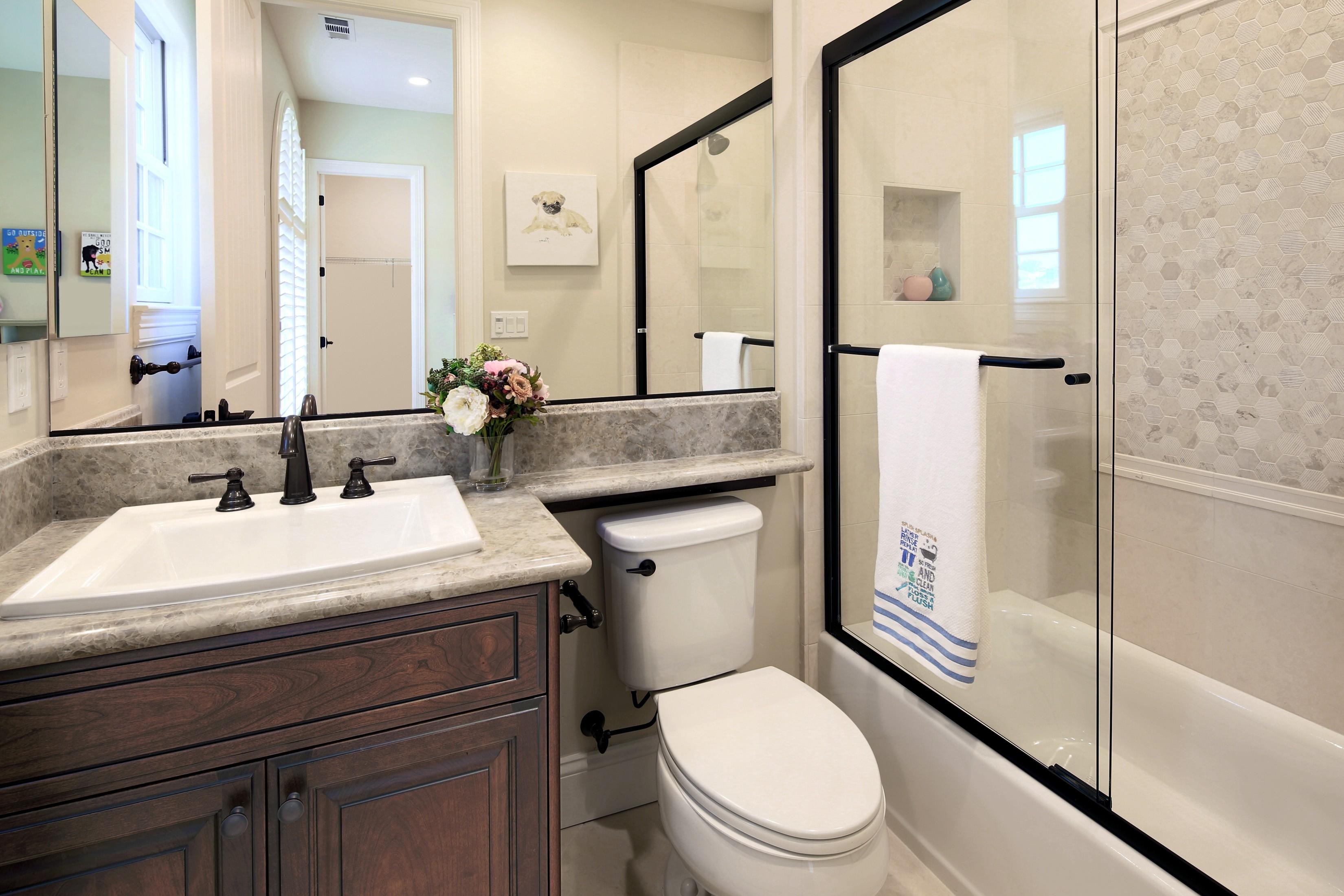 Shower room   Elite Builder Services