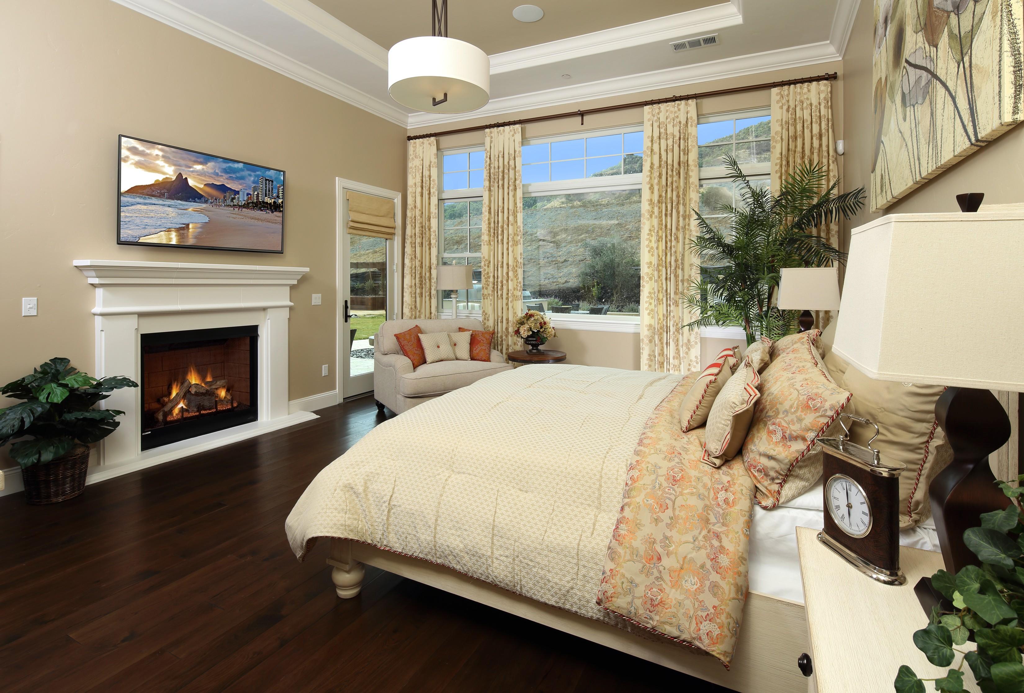 Bedroom view   Elite Builder Services