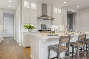 Countertop and cabinets | Elite Builder Services
