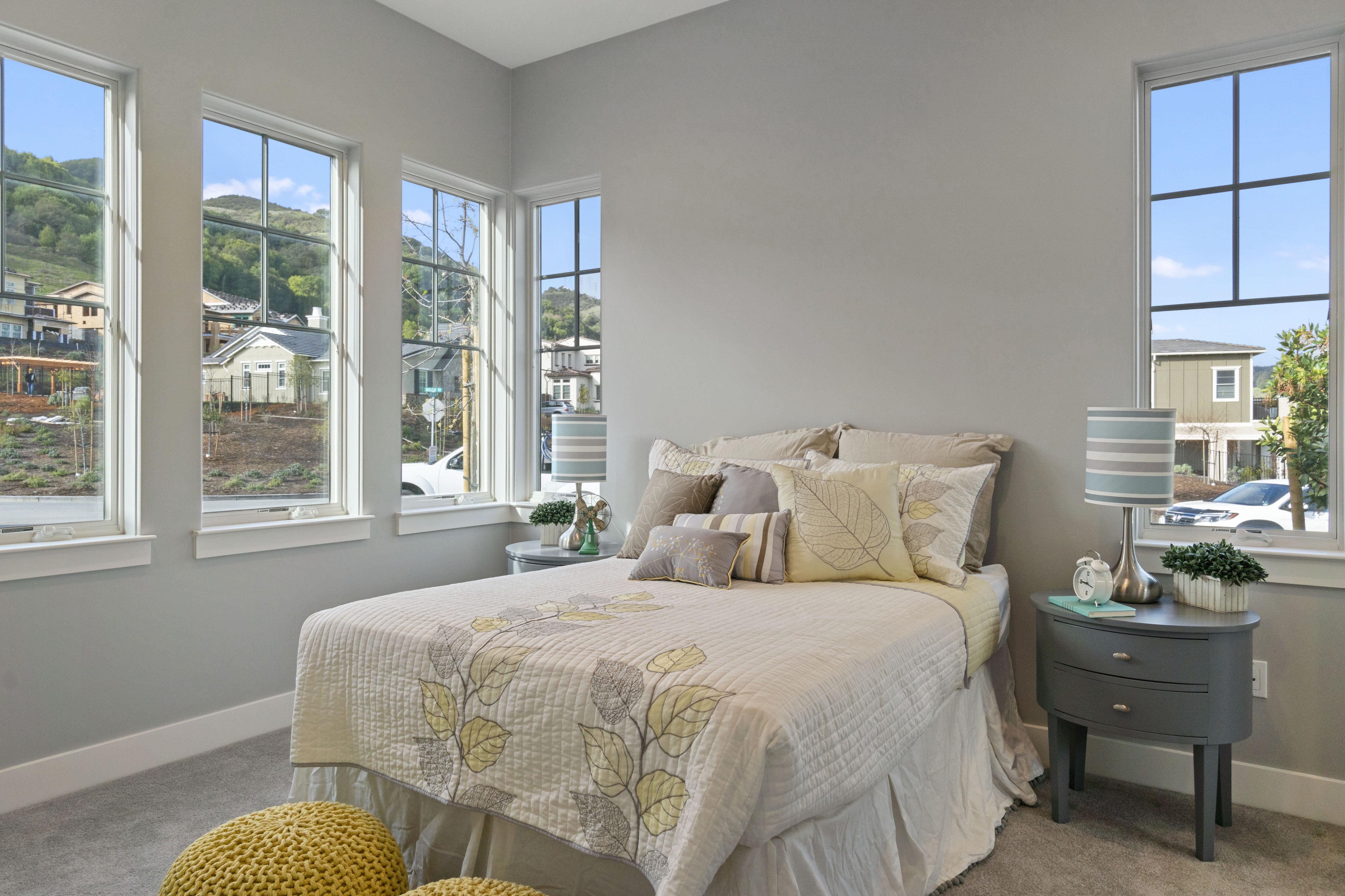 Bedroom flooring   Elite Builder Services