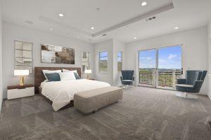 Spacious bedroom | Elite Builder Services