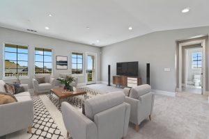 Lavish traditional interior design | Elite Builder Services