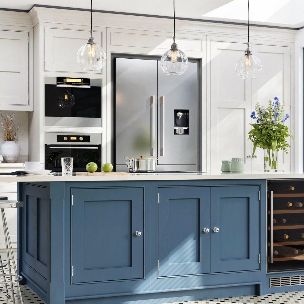 Kitchen view | Elite Builder Services